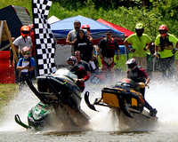 Snowmobile events summer/fall 2015