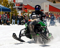 Winter Snowmobile events 2015